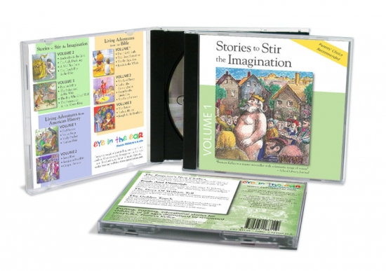 Audio CD package design