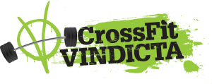 CrossFit Vindicta logo design