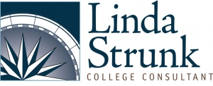 Logo design for Linda Strunk