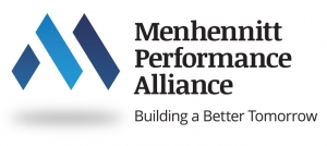 Menhennitt Performance Alliance logo design