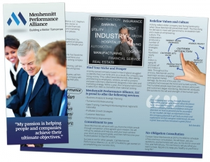 Mehhennit Performance Alliance Brochure
