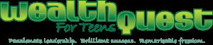 wealthquest for teens logo design